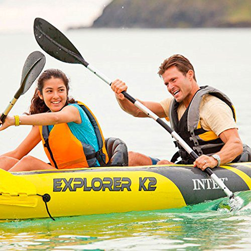 Intex K2 Explorer inflatable kayak