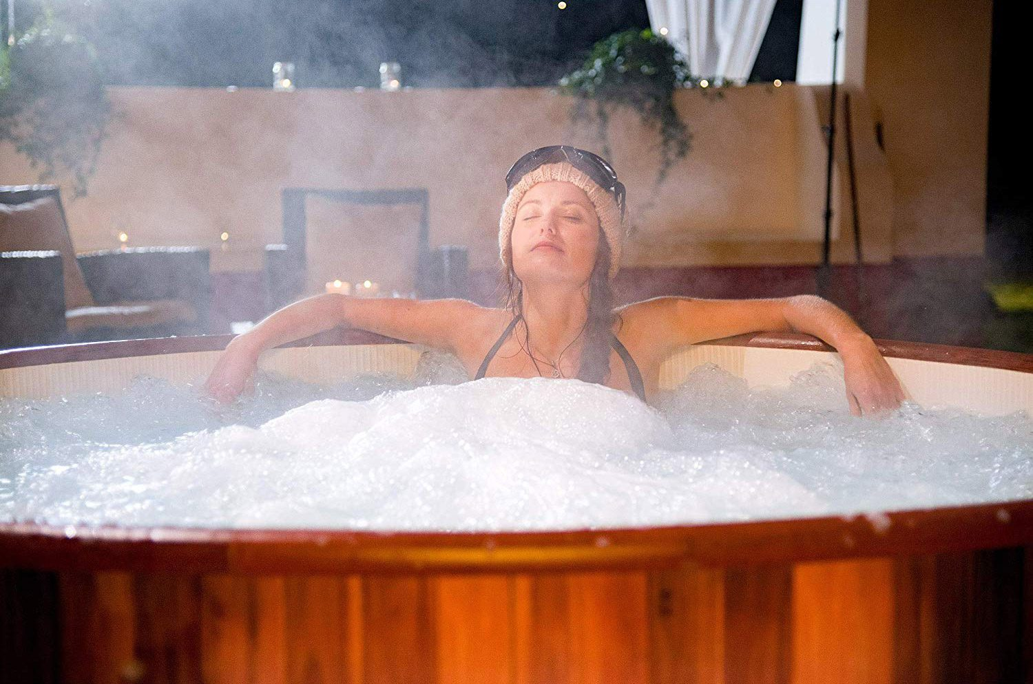 Lay-Z-Spa Helsinki best inflatable hot tubs