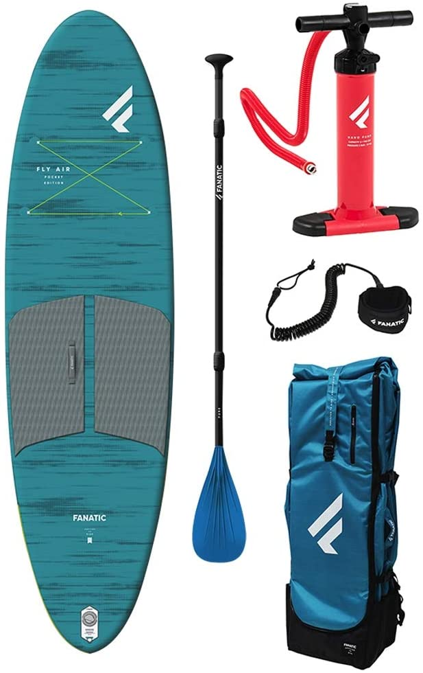 Fanatic Fly Air Pocket 10'4 SUP Stand Up Paddle Boarding