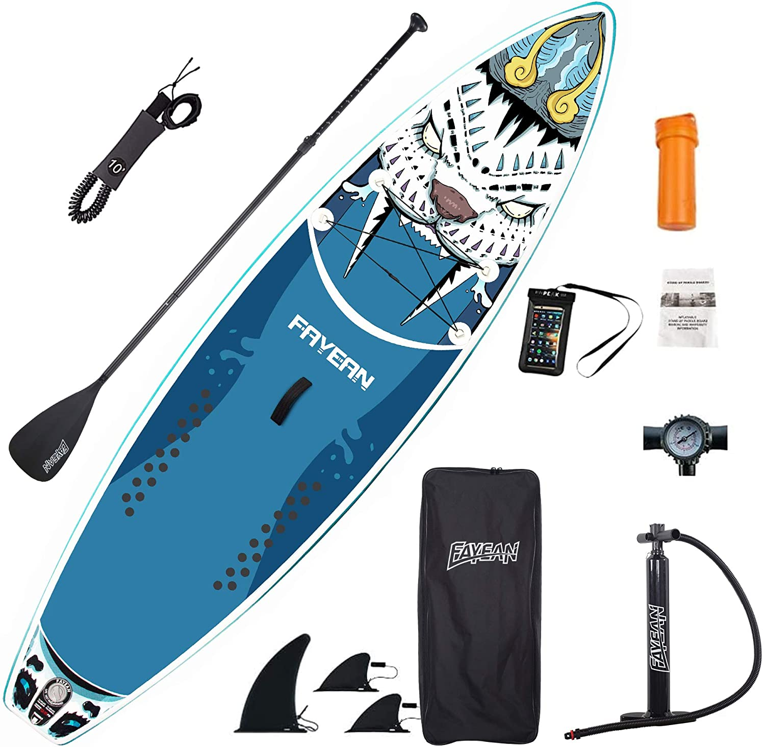 Fayean cheap inflatable paddle board