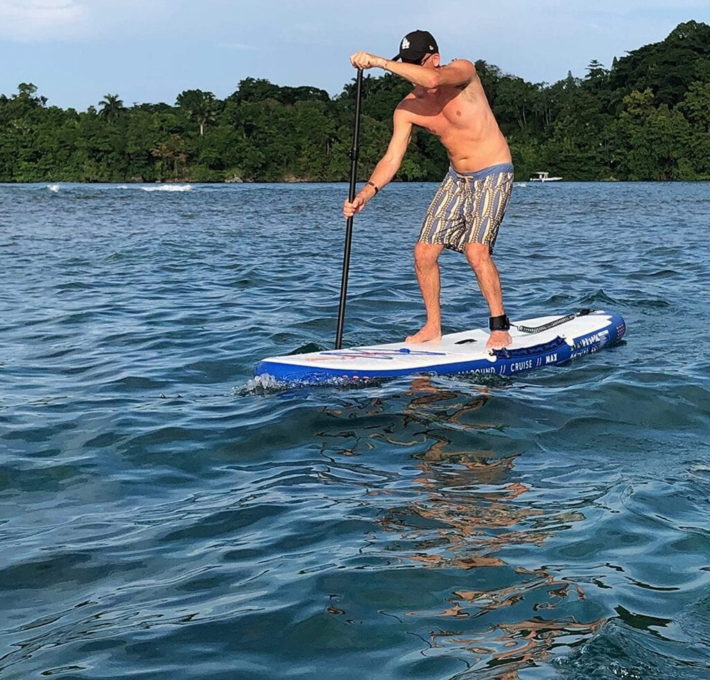 Aquaplanet MAX- one of the best budget inflatable boards out there