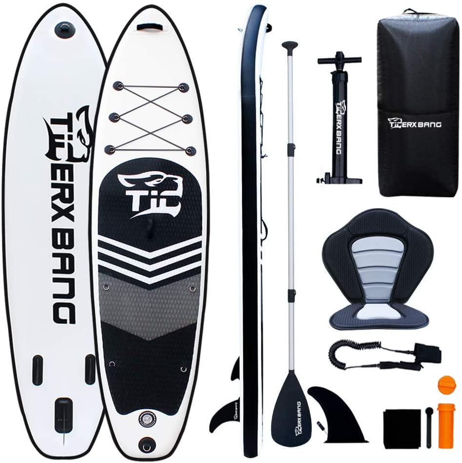 Tigerxbang inflatable stand up paddle board